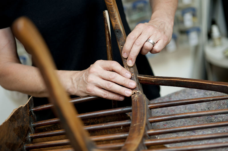 repair-chair - Antique Furniture Restoration The Collector Antiques - Barnard Castle